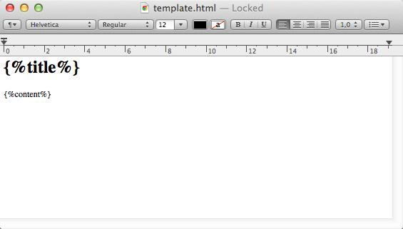 TextEdit HTML rendering