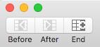 disabled segments screenshot