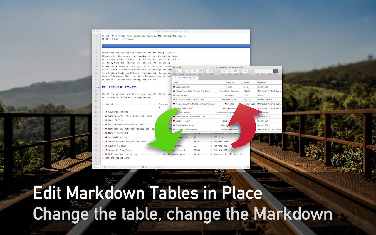 TableFlip Is Now Available on the Mac App Store • Christian